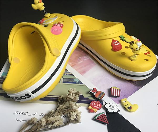Bơsin - nơi cung cấp giày dép Crocs giá tốt tại HCM