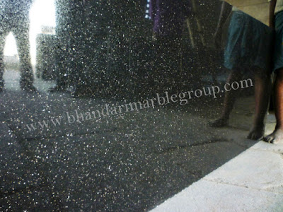Marble In Kishangarh Black Galaxy