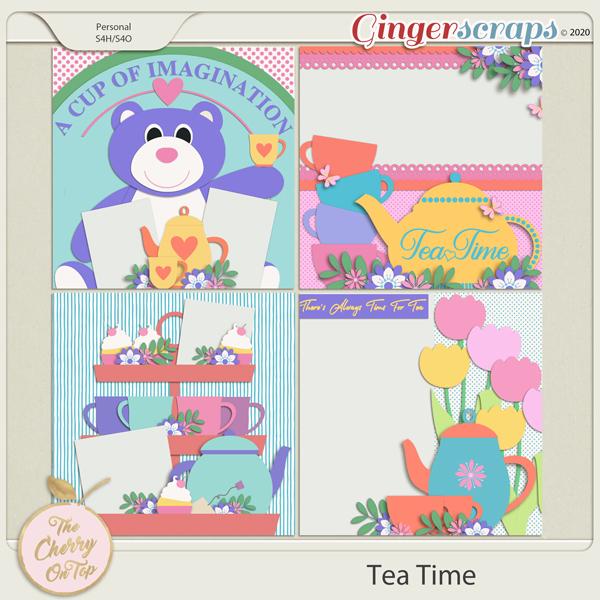 Tea Time Templates