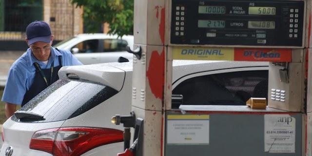 Gasolina deve ficar mais cara no Pará após reajuste