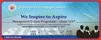 Dhaka Stock Exchange Limited job circular
