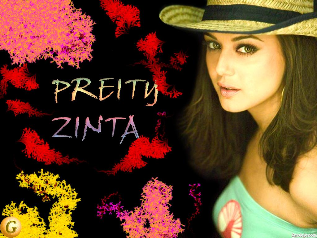Preity Zinta Hot Pics Preity Zinta Wallpapers-7870