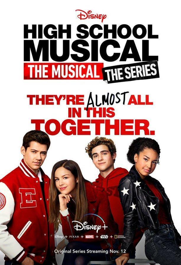 High School Musical: El Musical: La Serie Temporada 1 Dual 720p