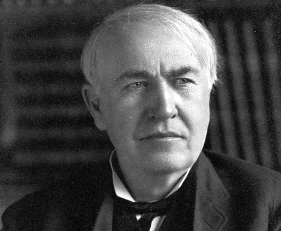 60 Inspirational and Wise Thomas Edison Quotes