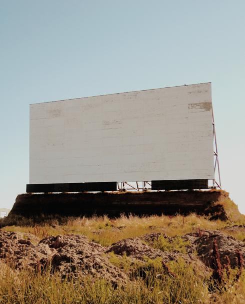 Gemini Drive In Movie Theatre Redcliff Alberta