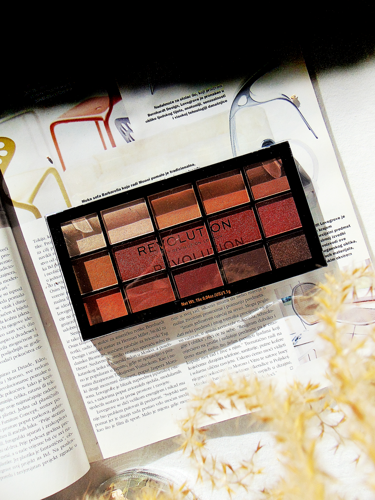 Makeup Revolution London Reloaded Palette Iconic Fever Review
