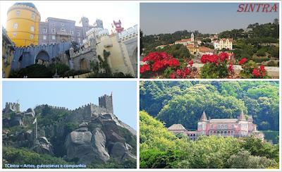 Portugal; sem guia; Europa; Sintra; Turismo;
