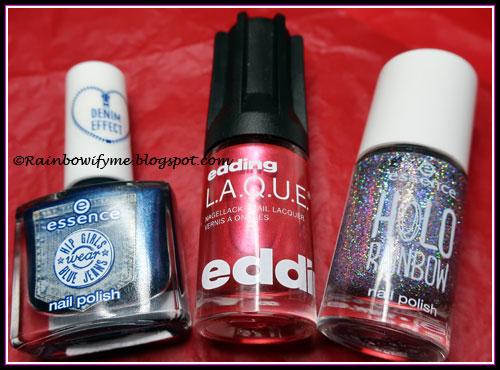 Essence: Start the Blue Rebellion, Edding L.A.Q.U.E: Vibrant Venus, Essence: Hello Holo