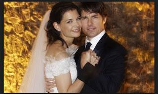 Tom Cruise y Katie Holmes boda