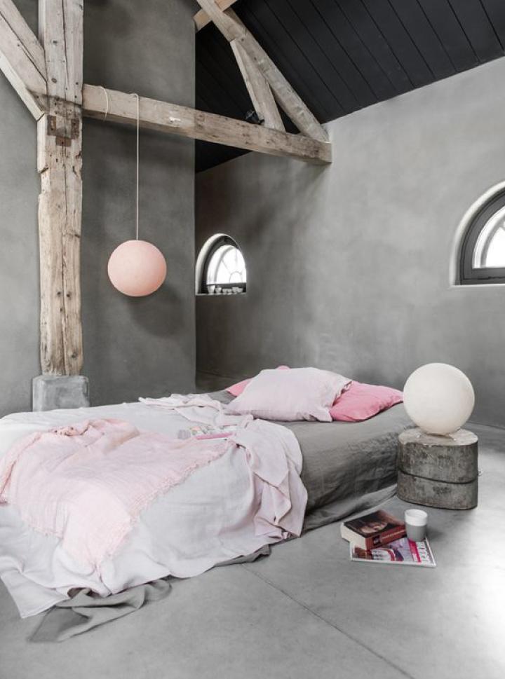 Colore Una Casa In Grigio E Pastello Dettagli Home Decor