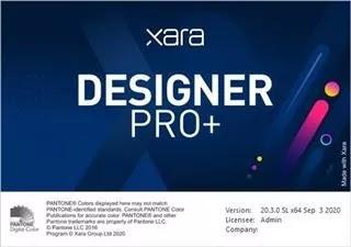 تحميل برنامج Xara Designer Pro+ 20.3.0.59963 لإنشاء المستندات وتصميم الرسوم التوضيحية والمستندات