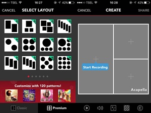 Aplikasi Untuk Membuat Video Acapella Di Android Smartphone & iOS