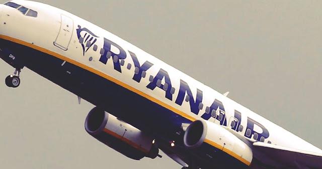 lista zboruri anulate ryanair romania din august in iulie