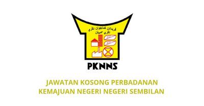 Jawatan Kosong Perbadanan Kemajuan Negeri Negeri Sembilan Sembilan 2020 (PKNNS)
