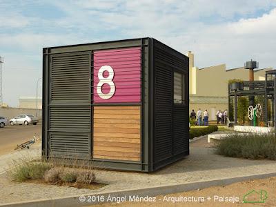 Arquitecto paisajista en Badajoz, Ángel Méndez