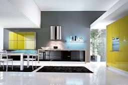 Dapur Cantik Dengan Model Desain Minimalis Modern