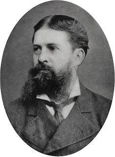 Retrato de Charles Pierce