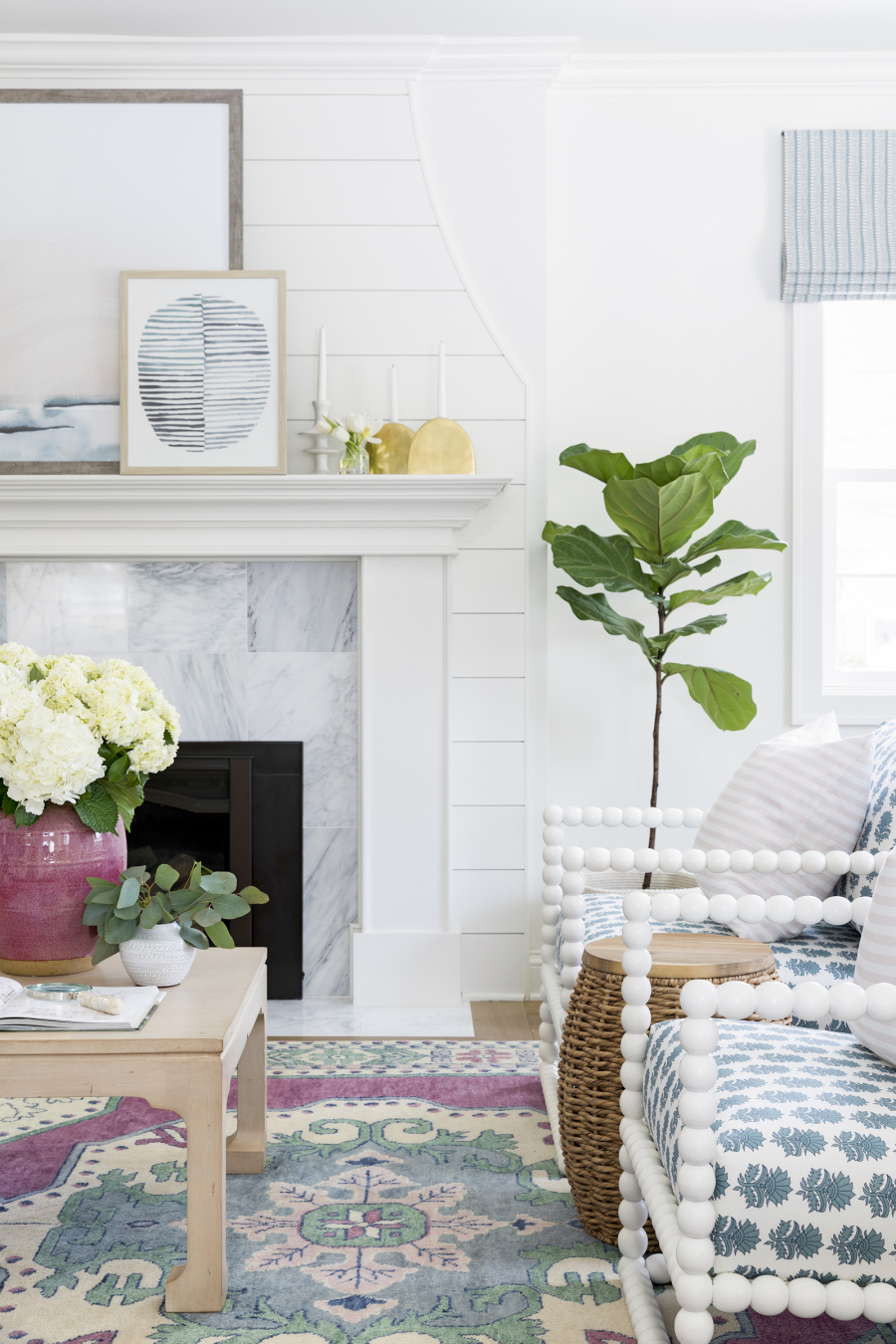 Décor Inspiration: A Minneapolis Home Tour that Mixes Color and ...