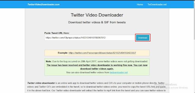 Twitter Video Downloader - Cara Mendownload Video di Twitter Cepat dan Mudah | Ladangtekno