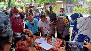 Pastikan vaksin tiba dengan Aman, Kapolres Pangkep pimpin langsung Pengamanan