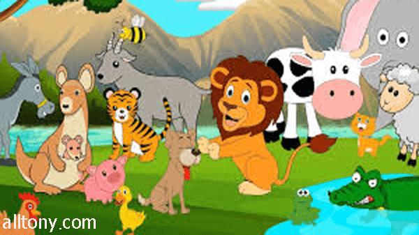 تطبيق لتعليم أسماء الحيوانات للأطفال Animal sounds for kids