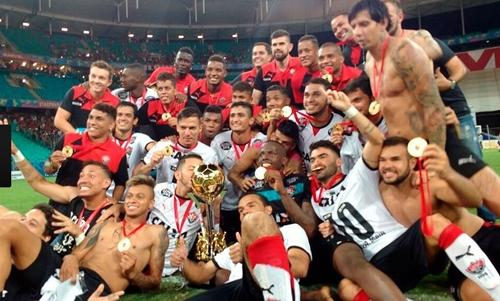 Leão da Barra conquista o Campeonato Baiano de 2016
