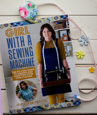 Girl With A Sewing Machine by Jenniffer Taylor Book Review