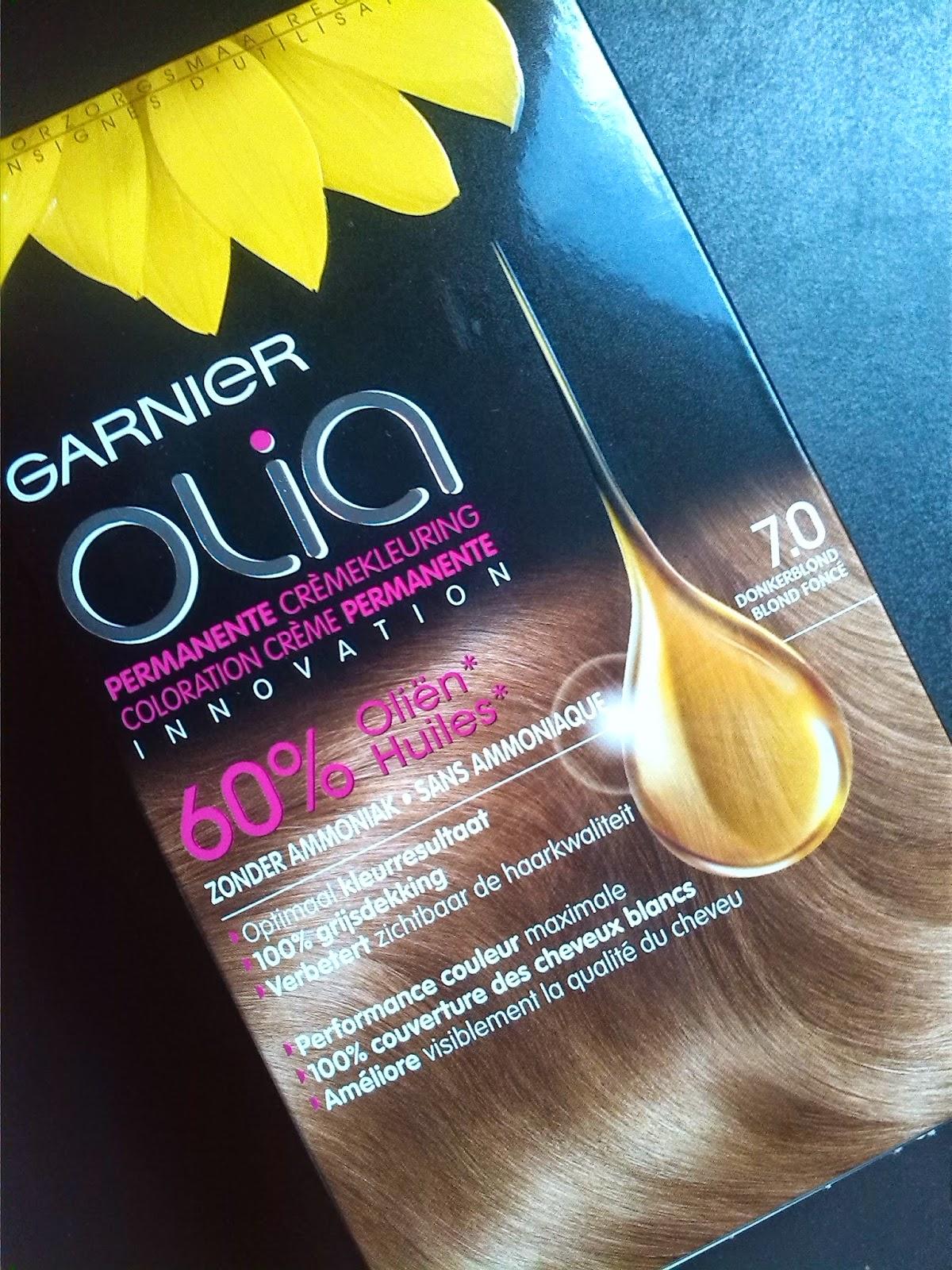 Beroemd Review ♡ Garnier Olia | Char V @TF74
