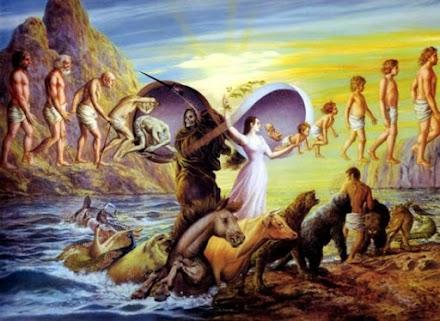 புத்த மதத்தின் நம்பிக்கையின்படி, மனிதர்களின் பிறப்பும், இறப்பும், மறுபிறப்பும்