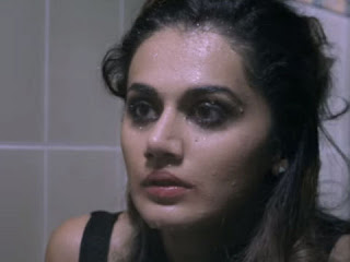 Taapsee Pannu afraid after the release of PINK