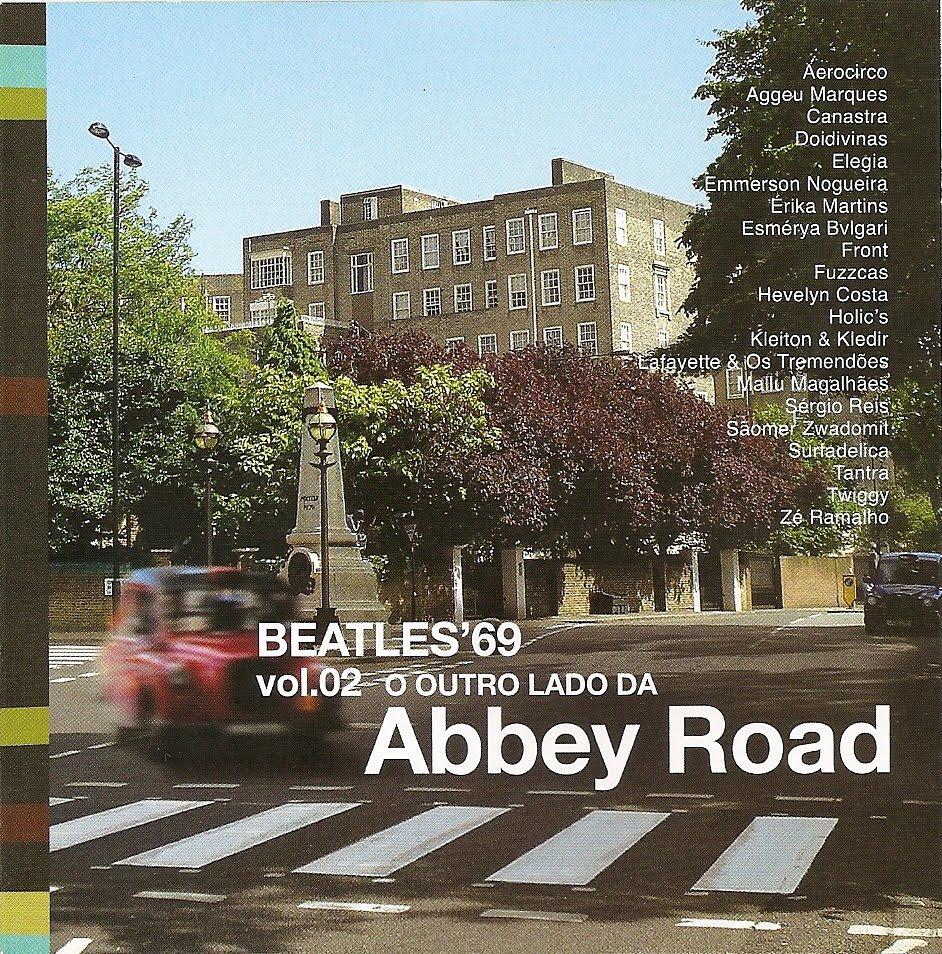 Blogdopimentel Beatles Tributes Amp Covers