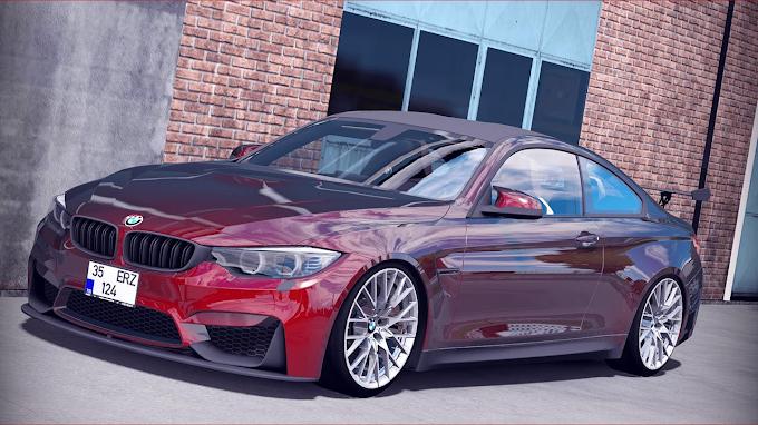 ETS 2 - BMW M4 Modu (1.38)