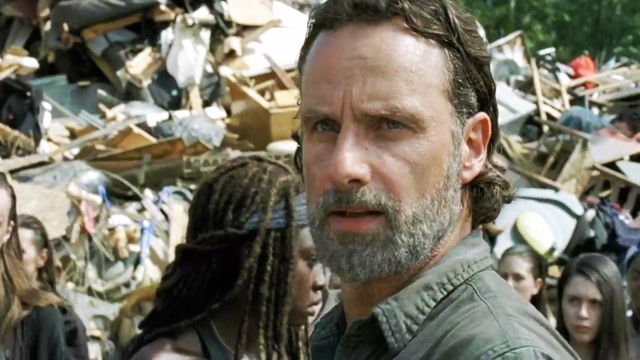 "Rick, 7x10 ""New Best Friends"" de 'The Walking Dead'"