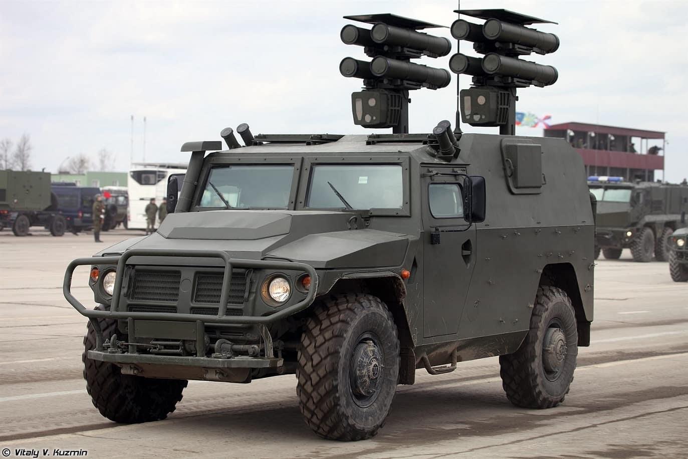 Reportagem russa afrima que Kornet 'arruina' completamente a última versão do tanque Abrams