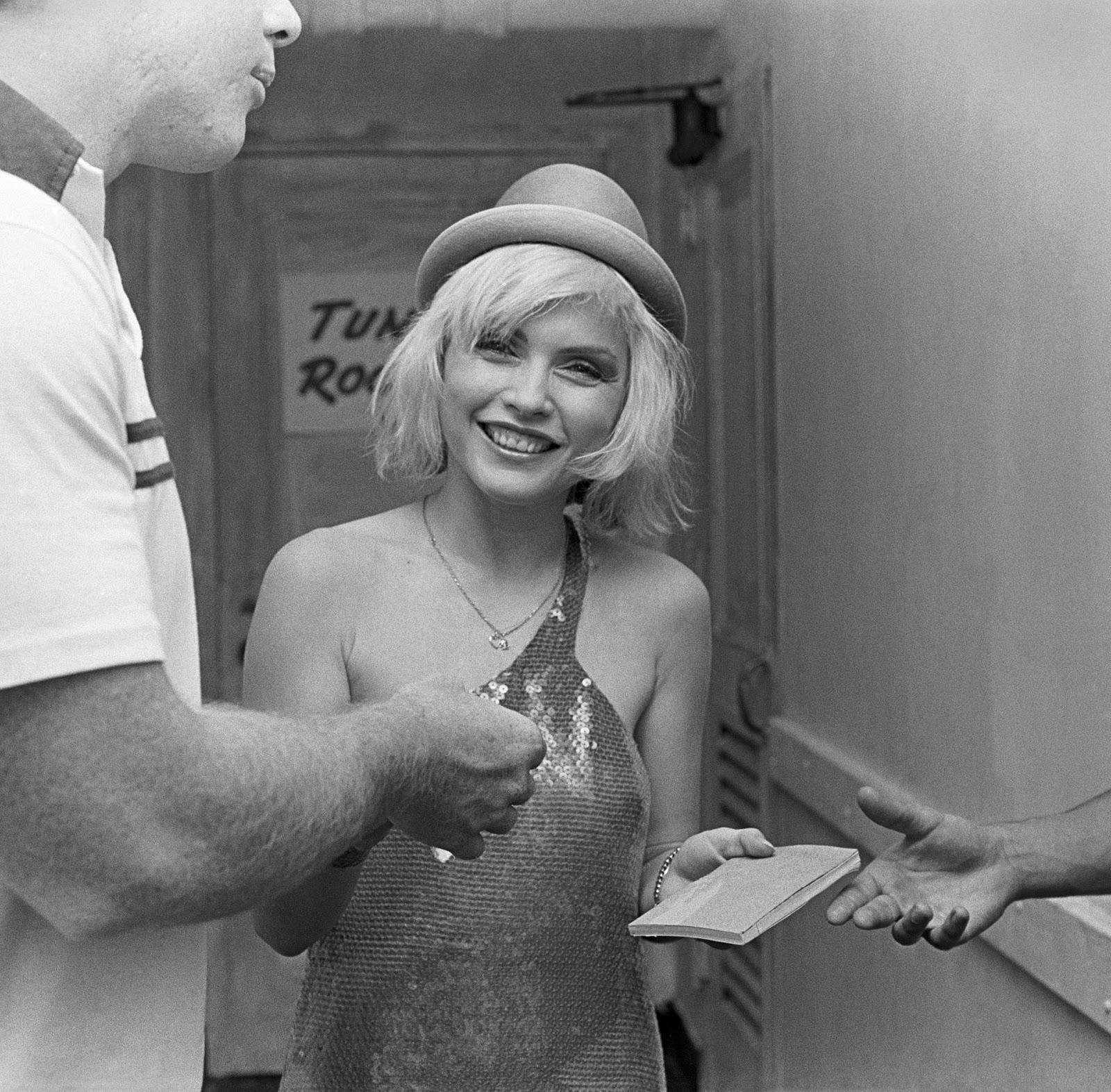 nude Debbie harry upskirt