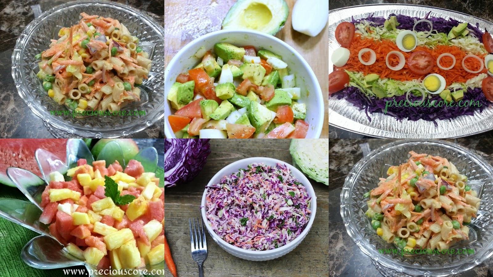 cameroonian salads