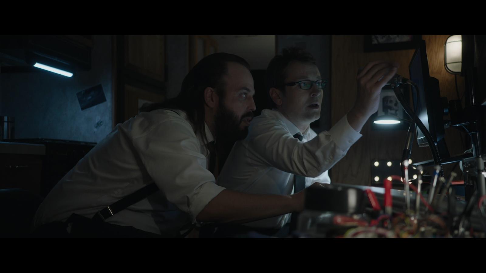 La Noche del Demonio: La última llave (2018) BRRip 1080p Latino-Ingles captura 2