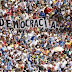Para brasileiro a democracia  é o melhor sistema de governo