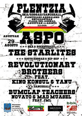 Aspo, The Starlites...