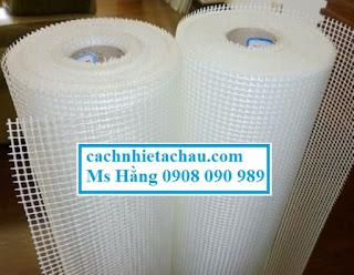 LTT41.1 Lưới sợi thủy tinh chống thấm, tô tường tại hcm