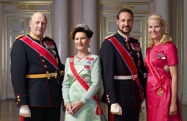 High Approval Ratings For Norway S Royals