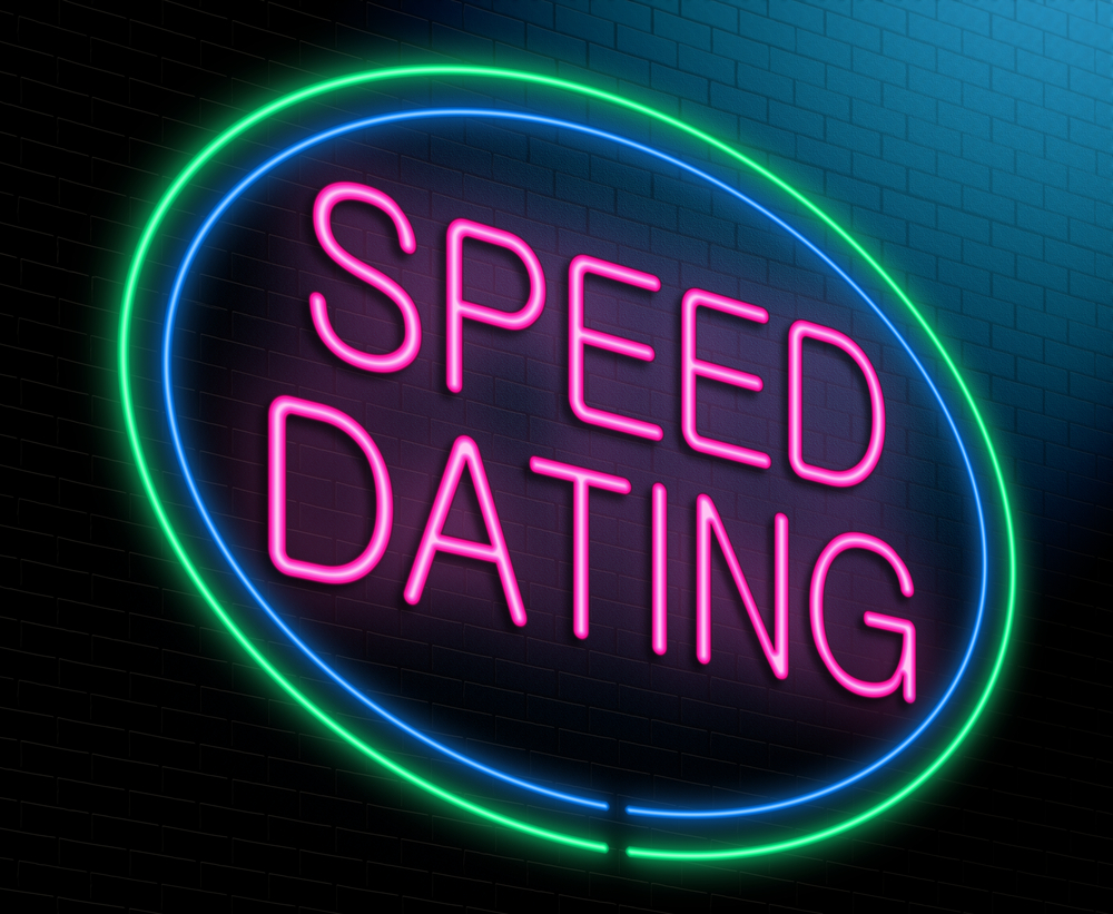 on speed dating Desperate to find the man of her dreams, sweet and plain ava tries a last ditch effort, speed dating but the absurd cast of characters she encounters makes her.