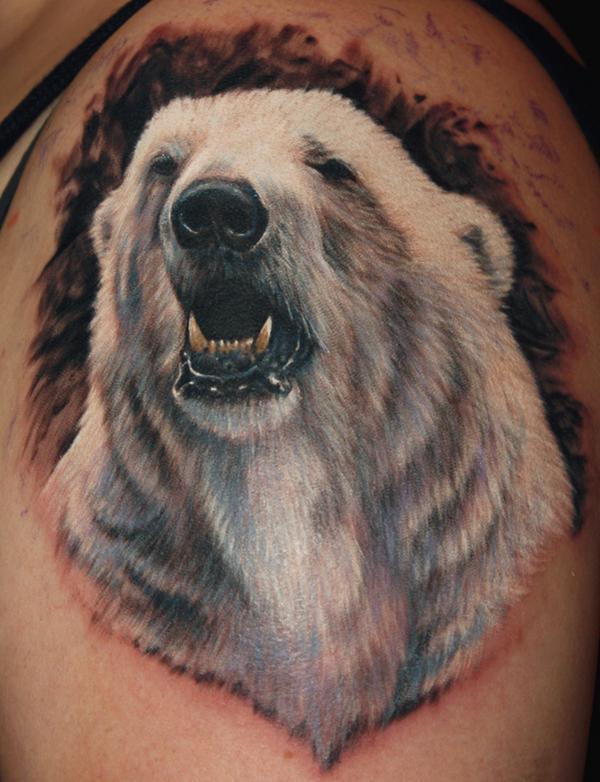 Tatto Bear Tattoos