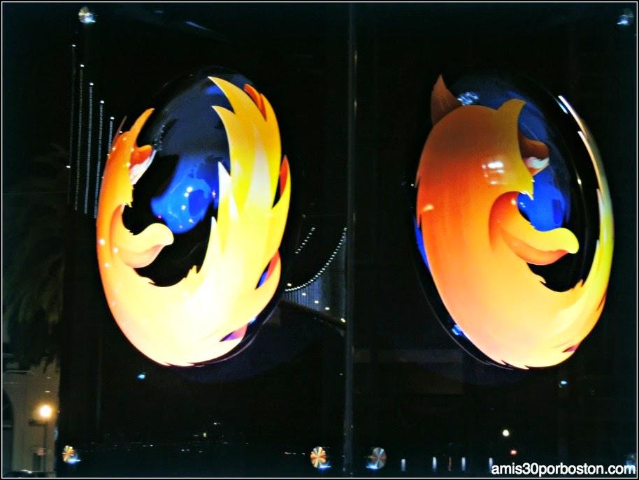 Ruta Tecnológica por San Francisco: Mozilla Firefox