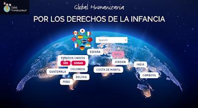 Ayuda humanitaria con Global Humanitaria