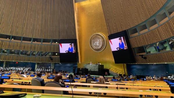 Jokowi: PBB Harus Berbenah Diri