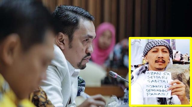 Abu Janda Dianggap Sangat Berbahaya Buat NKRI, DPR Desak Polisi Segera Menangkapnya