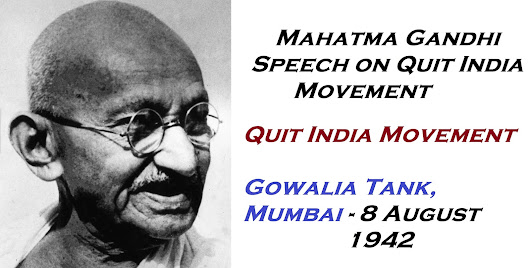 Mahatma Gandhi Speech | Famous Speeches by Mahatma Gandhi | Long and Short Speech on Mahatma Gandhi in English