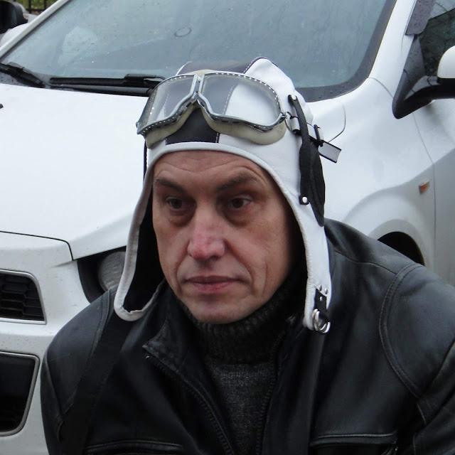 Кожаный шлем: ручная работа - подарок мужчине. Размер на заказ, шью большие объемы. Пишите по электронной почте oksmoroz@yandex.ru