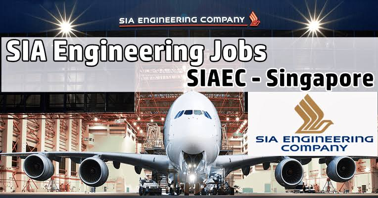 Singapore Airline Recruitment - Engineering - Technical Services Engineer    SIA Engineering Job    Apply Now